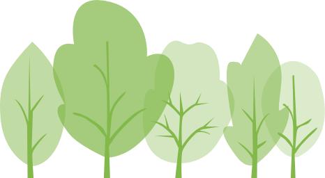 CSR - ocalone drzewa